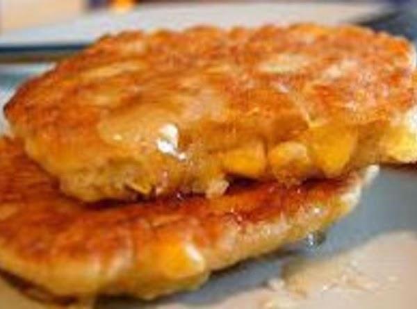Grandma June's Corn Fritters Recipe