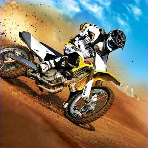 Motocross Wallpapers & Puzzles (game)