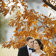 Wedding photographer Aleksey Pupyshev (AlexPu). Photo of 14.10.2017