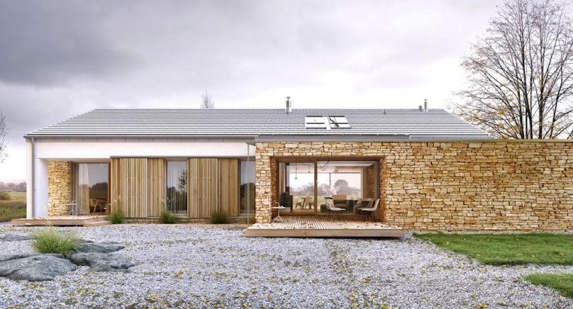 Nowoczesna stodoła to styl modnych wśród osób, które cenią sobie minimalistyczne wnętrza oraz bliskość natury.
