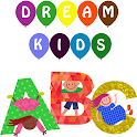 Dream Kids : Learning Games, Coloring Book and ABC icon