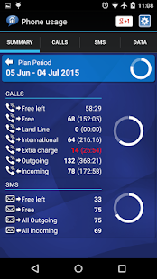 My Call Stats- screenshot thumbnail
