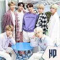 BTS Live Wallpaper icon