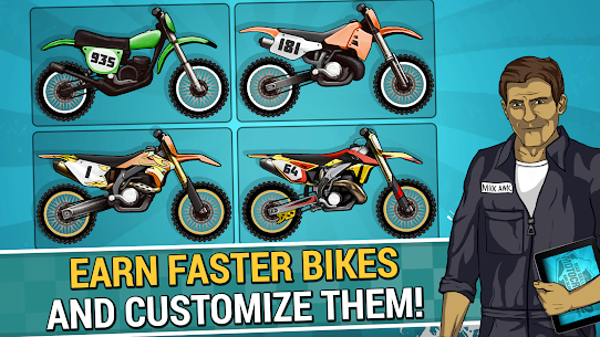 Mad Skills Motocross 2 Mod Apk 2.19.1328 (Unlocked Bike) 8