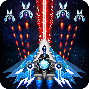 Space Shooter: Galaxy Attack v1.310 MOD a lot of diamonds