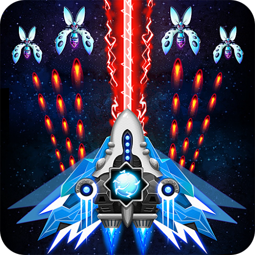 Space Shooter: Galaxy Attack (Mod Money) 1.381mod
