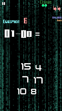 Busy Binary apk screenshot
