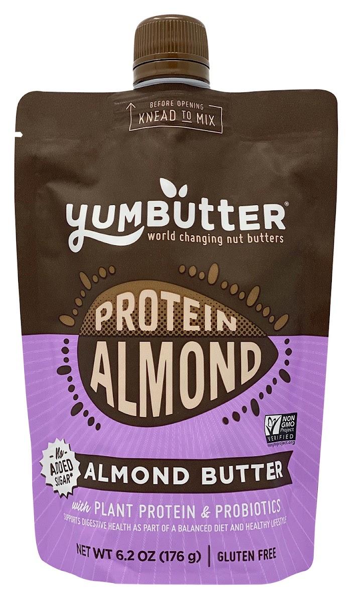 No-Sugar Added Protein Almond Butter