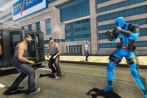 Dead Superhero Sword Fighter City Pool Mission 1.1 screenshots 2