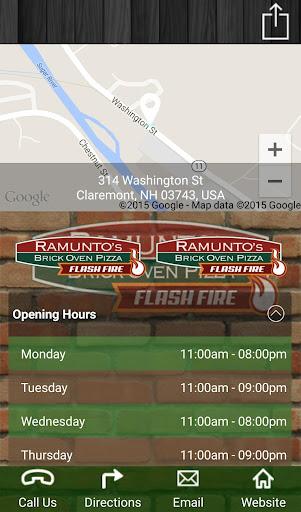 Ramunto's Flash Fire