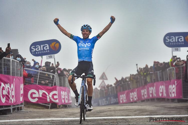 Dubbelslag voor Italiaan in tweede etappe Adriatica Ionica Race
