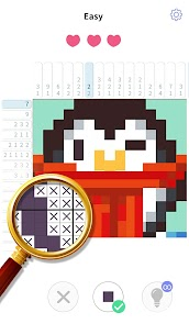 Nonogram –  Picture Cross & Picross Logic Puzzles 4