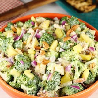 Broccoli Pineapple Recipes.