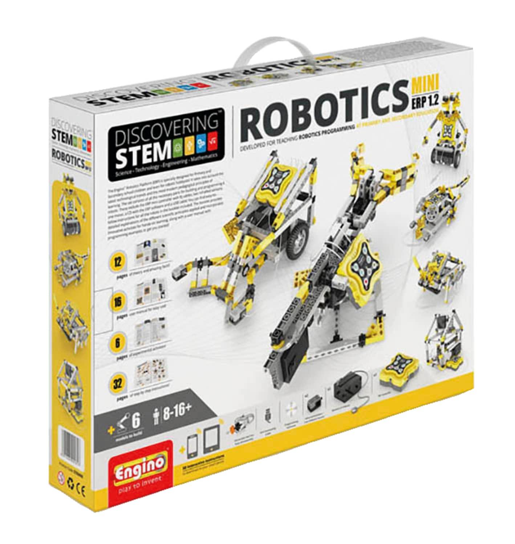 Engino STEM Robotics 118200 - Tienda online Opitec de robotica, tecnologia y manualidades