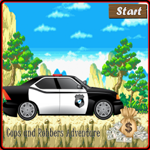 Cops and Robbers Adventure screenshot 0