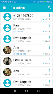 Call Recorder by C Mobile v15.9 [Premium] APK 2
