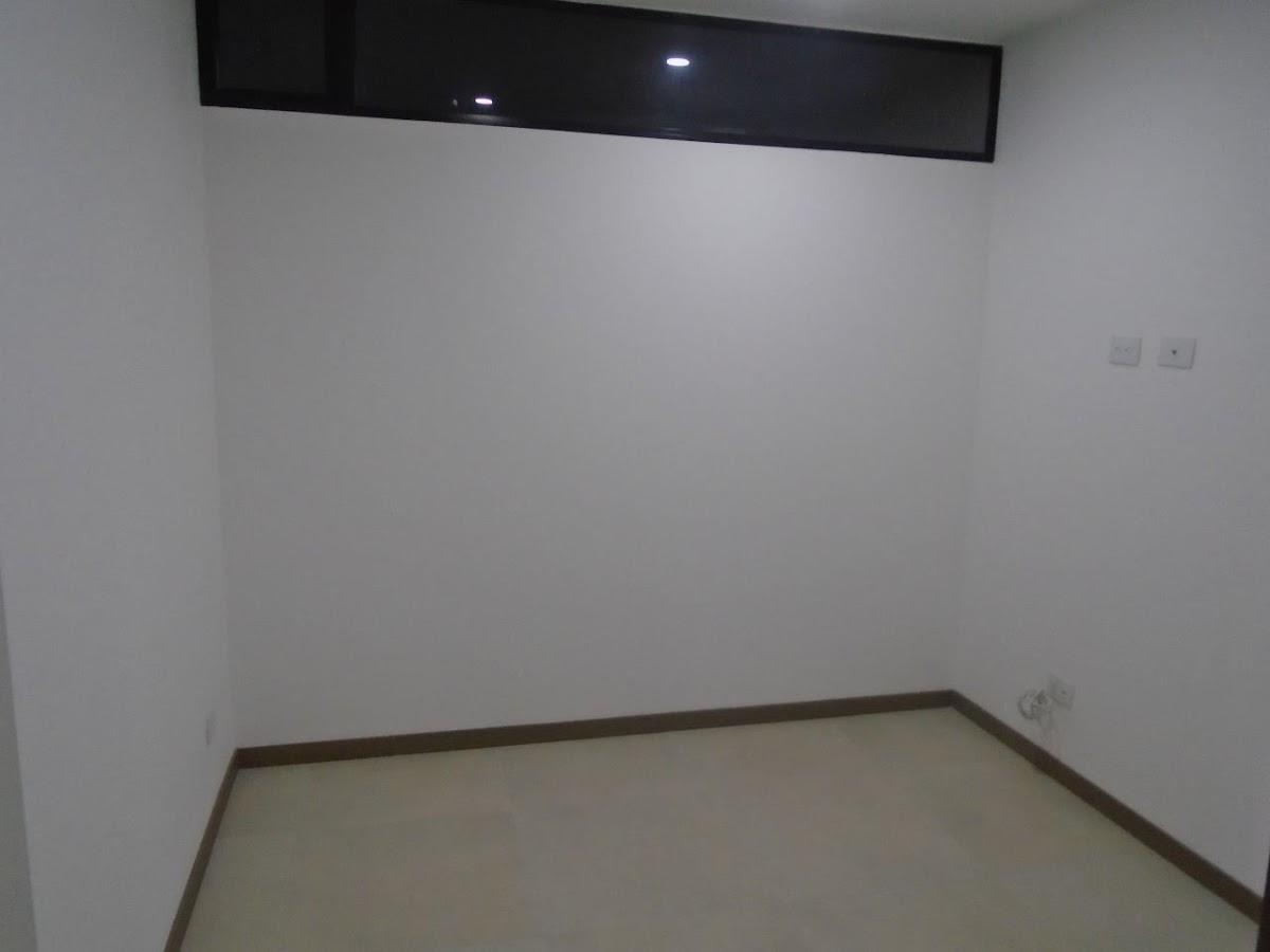 apartamento en arriendo loma del escobero 743-2414