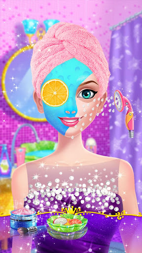 u2b50ud83dudc67Superstar Makeup Salon - Girl Dress Up 2.5.5009 screenshots 11