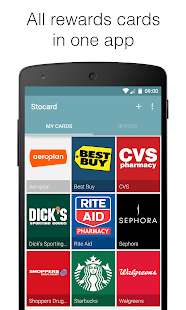 Stocard - Rewards Cards- screenshot thumbnail