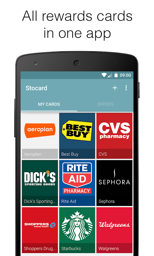 Stocard - Rewards Cards- screenshot