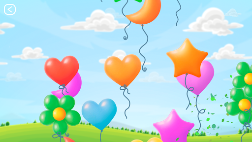 Balloon Pop for toddlers. Learning games for kids 1.9.2 Screenshots 3