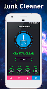 Cleaner and Cooling Master Screenshot