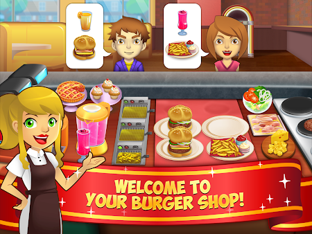 My Burger Shop 2 - Food Store 1.1 screenshot 100176