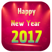 Happy New Year Frame 2017