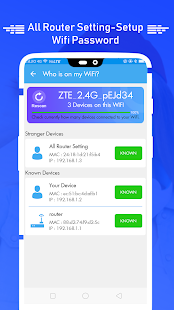 All Router Admin - Setup WiFi Password – Apps on Google Play