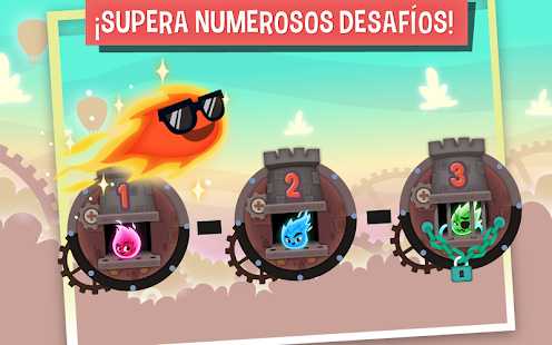 Pyro Jump Rescue- screenshot thumbnail