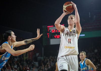 Emma Meesseman verliest voor het eerst in EuroLeague, Castors Braine haalt verschroeiend uit