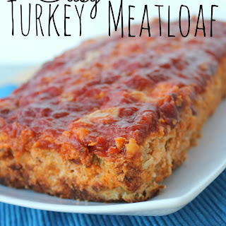 Easy Turkey Meatloaf.