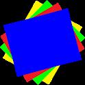 Simple wallpaper icon