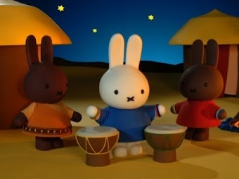 Miffy Visits Africa