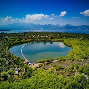 Meno Island by Irfan Firdaus - Landscapes Beaches ( cloud, natural, island, travel, sea,  )