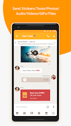YeeCall - HD Video Calls for Friends & Family APK screenshot thumbnail 6