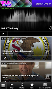 104.3 The Party- screenshot thumbnail