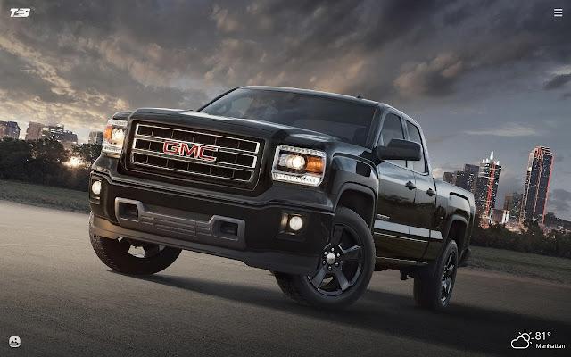 Gmc Trucks Hd Wallpapers New Tab