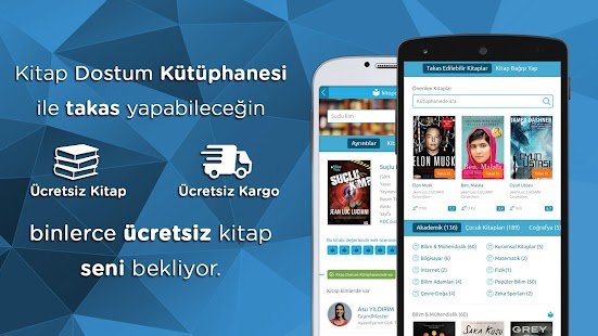 Kitap Dostum- screenshot thumbnail