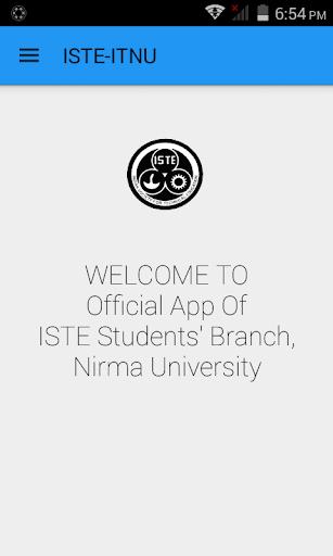 ISTE Nirma University
