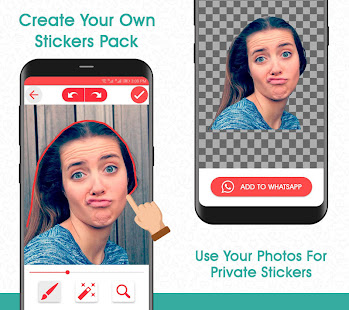 Sticker maker - Create stickers for WAStickerapp - náhled
