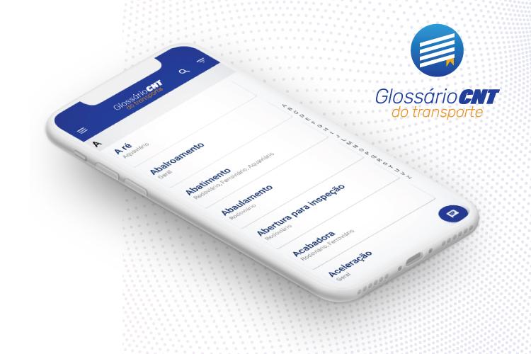 Glossário do Transporte: aplicativo facilita consulta sobre termos técnicos do setor