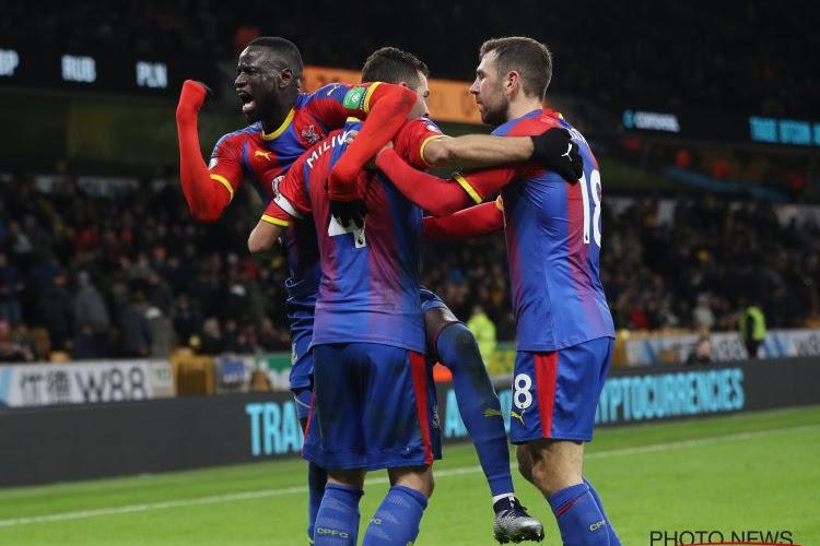 A 10 contre 11, Crystal Palace s'impose et remonte à la 5ème place
