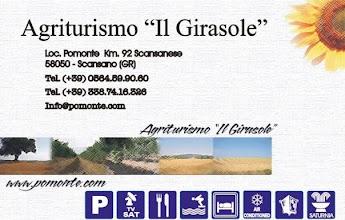 Photo: Biglietto da visitaagriturismo terme saturnia