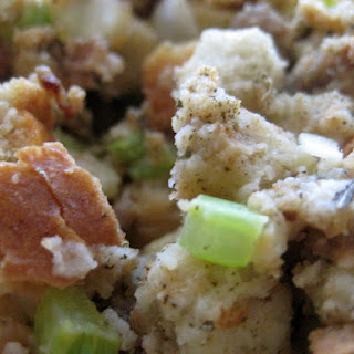 Apple, Sausage and Herb Stuffing
