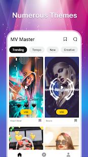 Download MV Master - Video Status Maker APK to PC