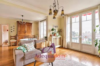 Appartement 4 pièces 93,62 m2