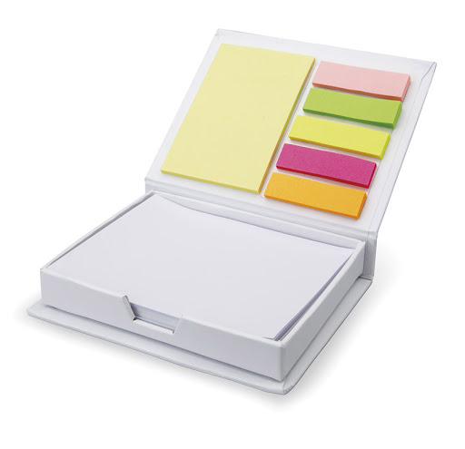 Memo Pad & Sticker Set