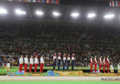 Japanner zwaait vanaf 2017 de plak bij de internationale turnfederatie