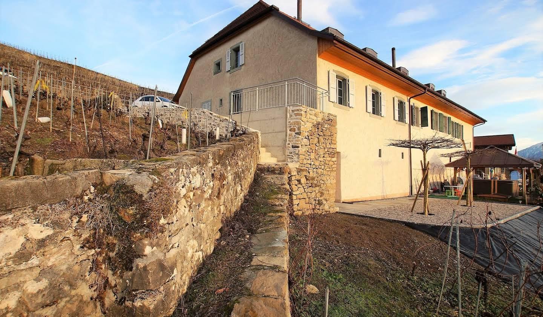 Maison Bourg-en-Lavaux